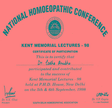 National Homeopathic Conference
